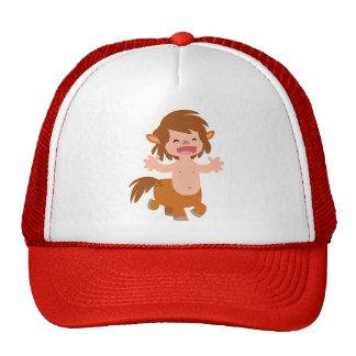 Pouco chapéu do centauro dos desenhos animados boné