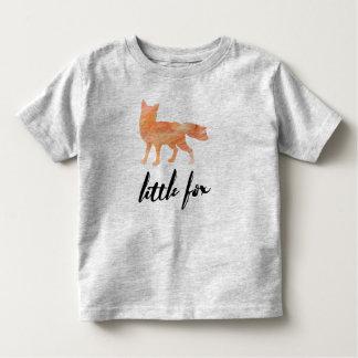 Pouco cinza do TShirt da criança do Fox Camiseta Infantil