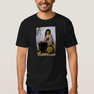 Pouco ~ da menina do pandeiro camisetas