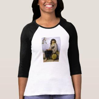 Pouco ~ da menina do pandeiro t-shirts