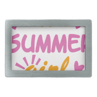 Pouco design legal da menina do verão
