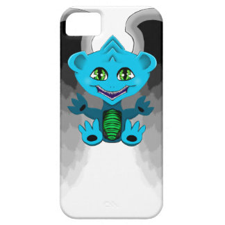 Pouco dragão com asas capa para iPhone 5