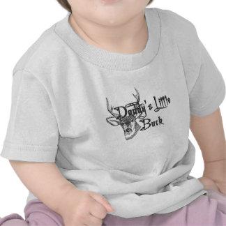 Pouco fanfarrão do pai camiseta
