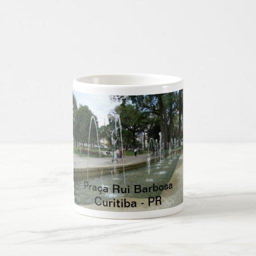 Praça Rui Barbosa Caneca