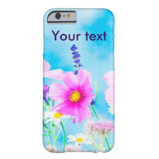 Prado dos Wildflowers Capa Barely There Para iPhone 6