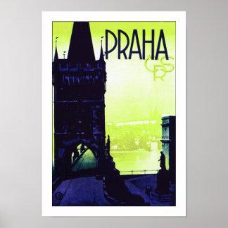 ~ Praga de Praha Poster