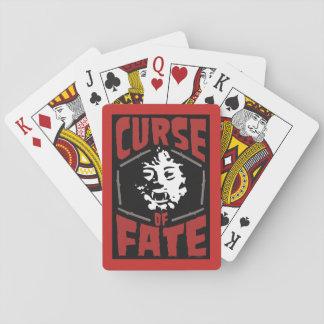 Praga do filme do destino jogo de carta