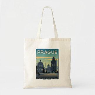 Praga, república checa bolsa tote