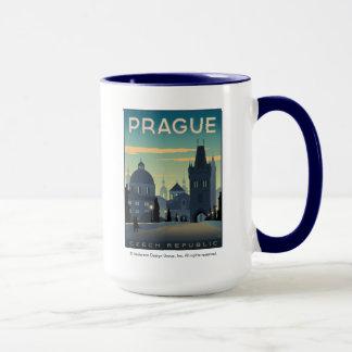 Praga, república checa caneca