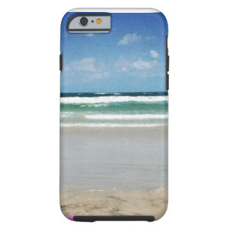 Praia Capa Tough Para iPhone 6