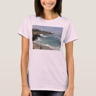 Praia da angra de La Jolla Camiseta
