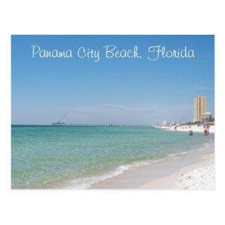 Praia da Cidade do Panamá, cartão de Florida