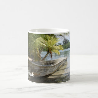 Praia da estrela do mar - Lat tropical da caneca