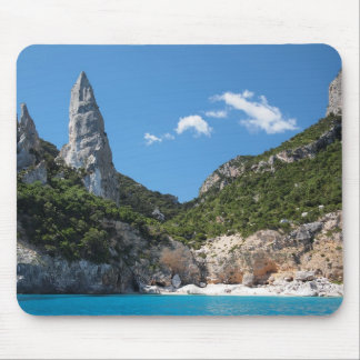 Praia de Cala Goloritze, mousepad de Sardinia