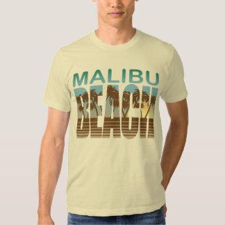 Praia de Malibu T-shirt