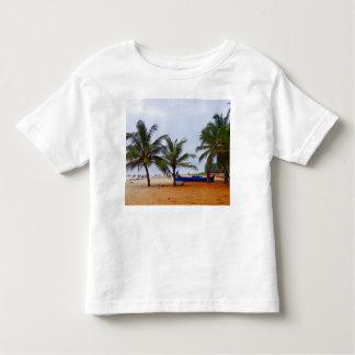 Praia de Malpe, India Camisetas