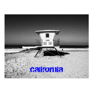 Praia de Ventura, cartão de Califórnia