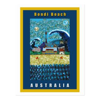 Praia do cartão | Luna Bondi | Bondi