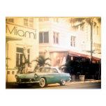 Praia do Miami-Sul Cartao Postal