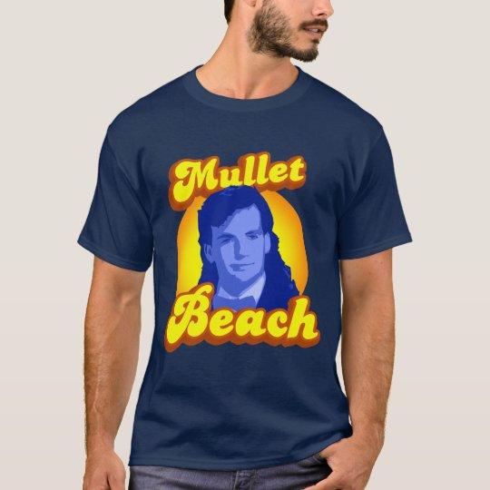 Praia do salmonete a mais wackiest camiseta
