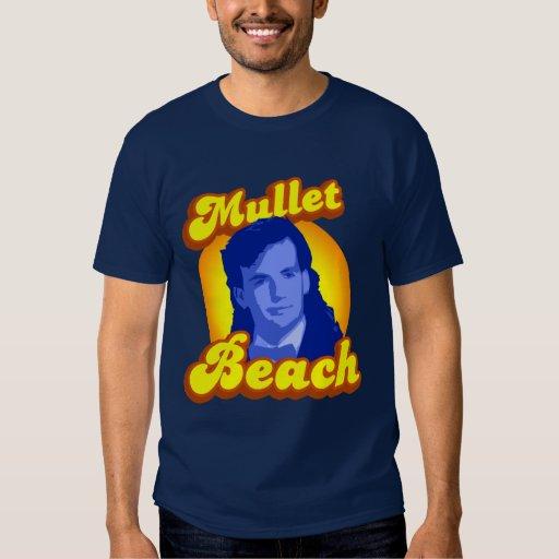 Praia do salmonete a mais wackiest tshirt