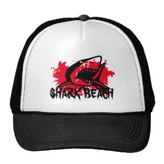 Praia do tubarão boné
