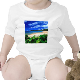 Praia Haena Kauai Havaí Camiseta