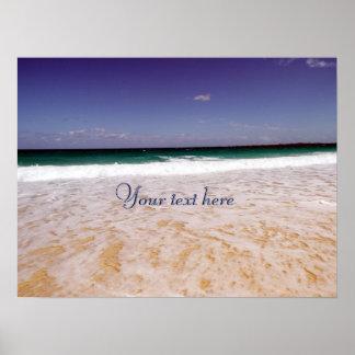 Praia Poster