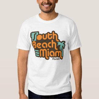 Praia sul Miami Tshirt