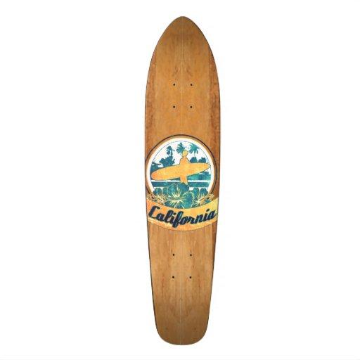 Prancha de Califórnia Skate
