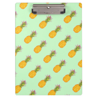 Prancheta dos abacaxis