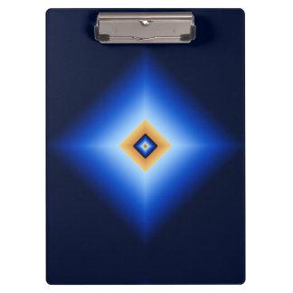 Pranchetas Azul e diamante de Tan
