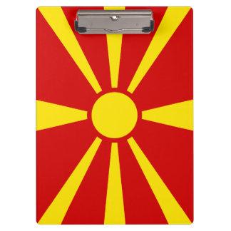 Pranchetas Bandeira de Macedónia