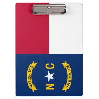 Pranchetas Bandeira de North Carolina