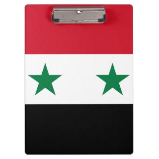 Pranchetas Bandeira de Syria