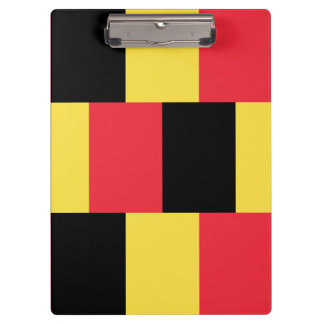 Pranchetas Bandeira nacional de Bélgica