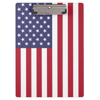 Pranchetas Bandeira nacional dos Estados Unidos da América