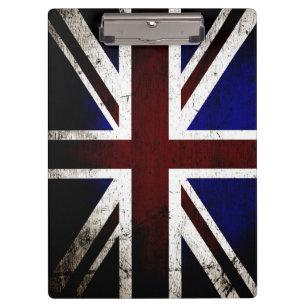 cbf6add086 Produtos para Escritório Bandeira Inglaterra Grunge