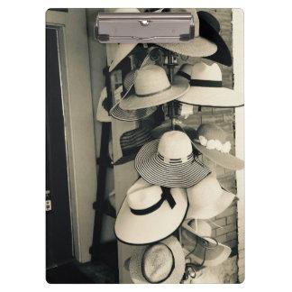 Pranchetas Chapéus