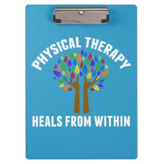 Pranchetas Citações inspiradas da fisioterapia bonita