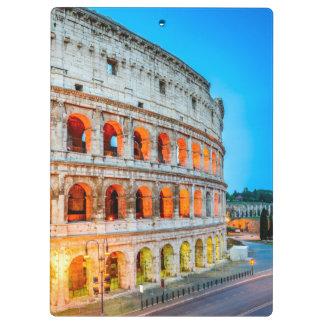 Pranchetas Colosseum Roma Italia