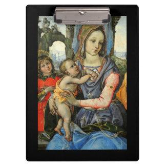 Pranchetas Criança St Joseph do cristo de Madonna e anjo