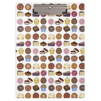Pranchetas Cupcake da torta de Whoopie do bolo do muffin de
