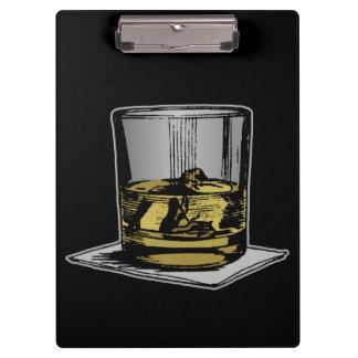 Pranchetas Design do cocktail e do guardanapo