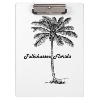 Pranchetas Design preto e branco de Tallahassee & de palma