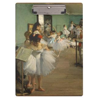 Pranchetas Edgar Desgaseifica- a classe de dança 1874