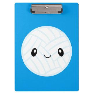 Pranchetas Emoji Volleyabll