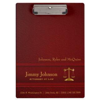 Pranchetas Escalas da lei   do advogado de justiça   -