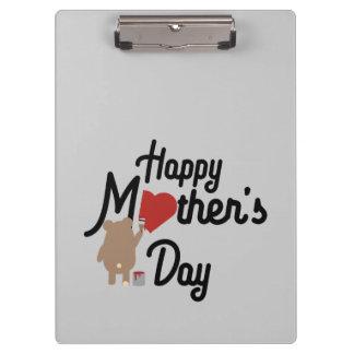 Pranchetas Feliz dia das mães Zg6w3