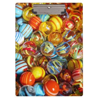 Pranchetas fotografia de mármore de vidro colorida bonita das